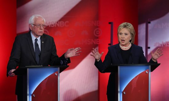 Clinton, Sanders Seek Black Support That Could Be Critical
