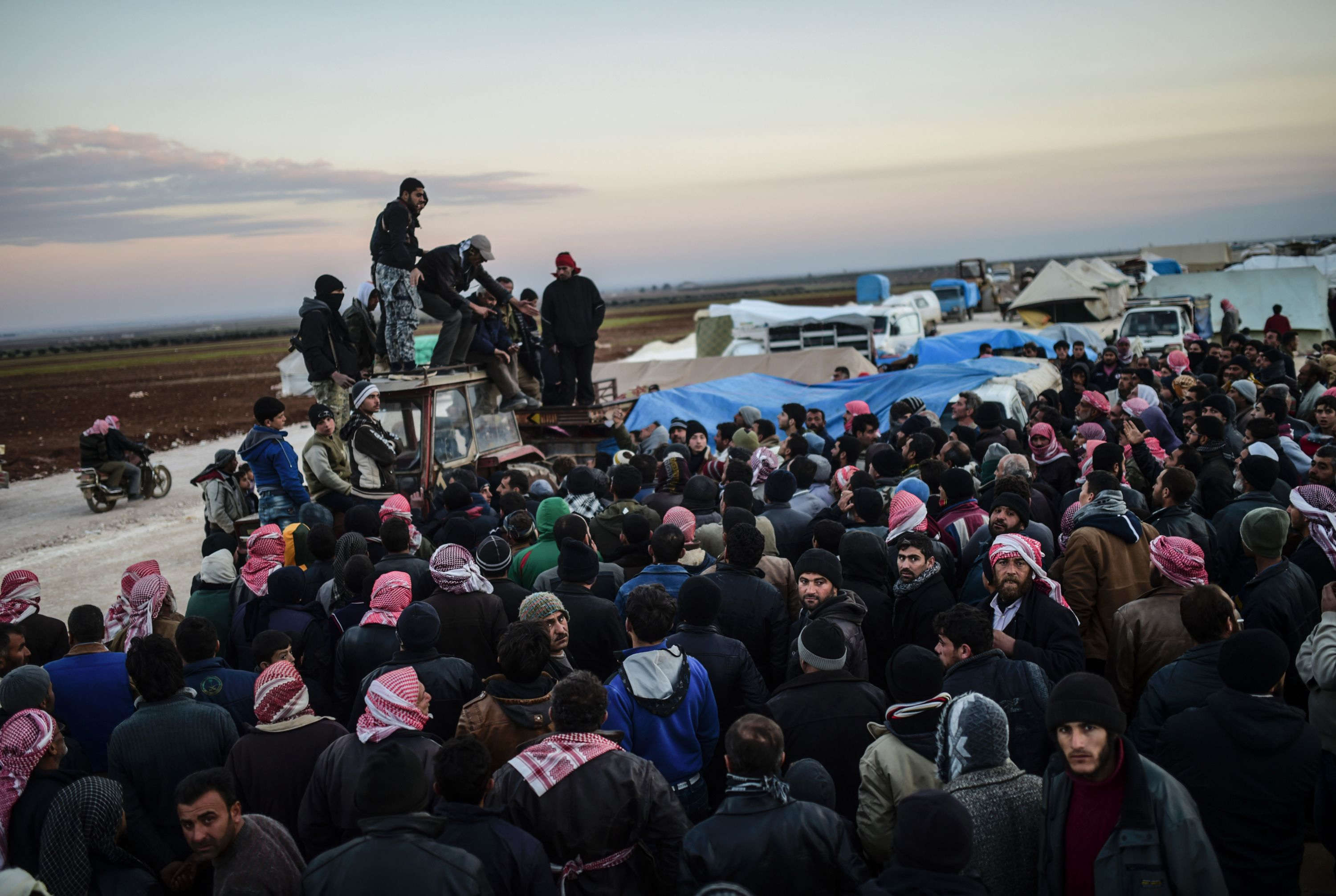 Folly of Treating All Refugees as Would-Be Terrorists Solves Neither Problem