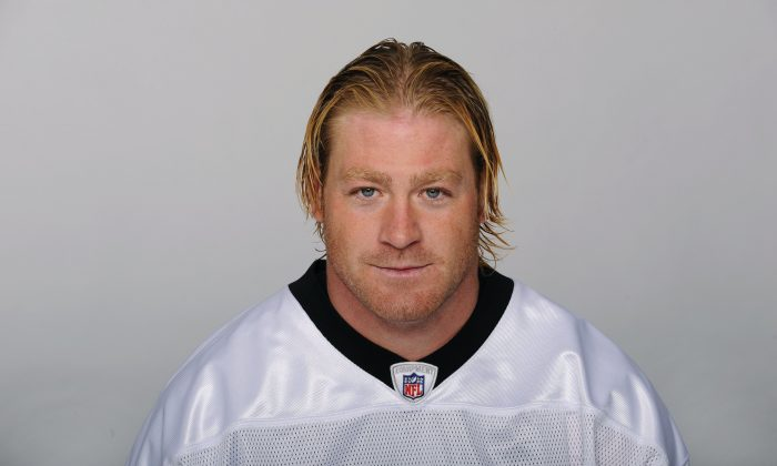 Jeremy Shockey played 10 years in the NFL, going to four Pro Bowls and being named an All-Pro in 2002 with the New York Giants. (NFL Photos/Getty Images)