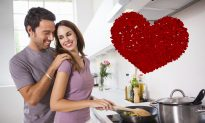 Show Your Love with a Healthful Valentine's Day Dinner at Home