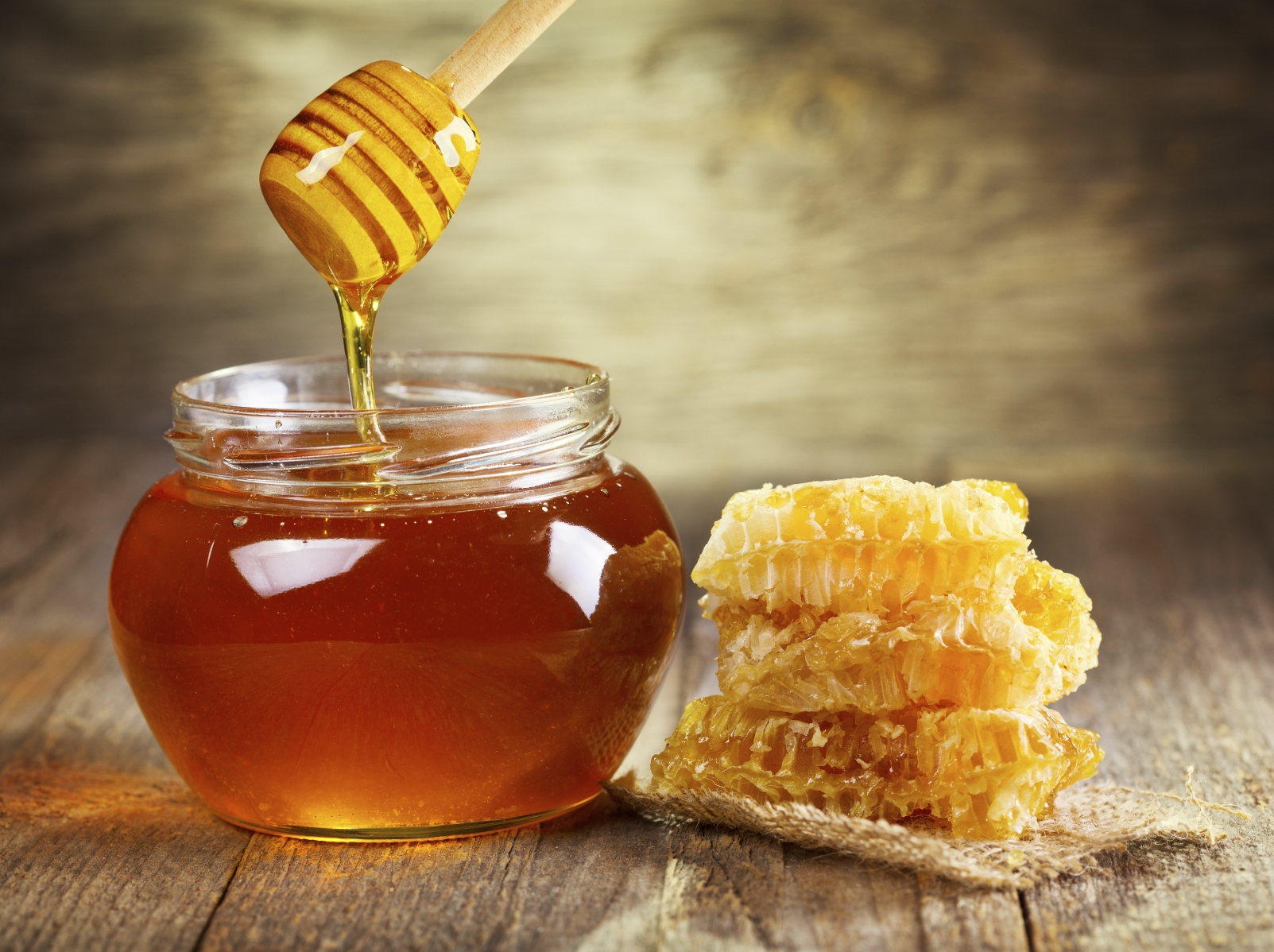 Honey, a Gift of Nature
