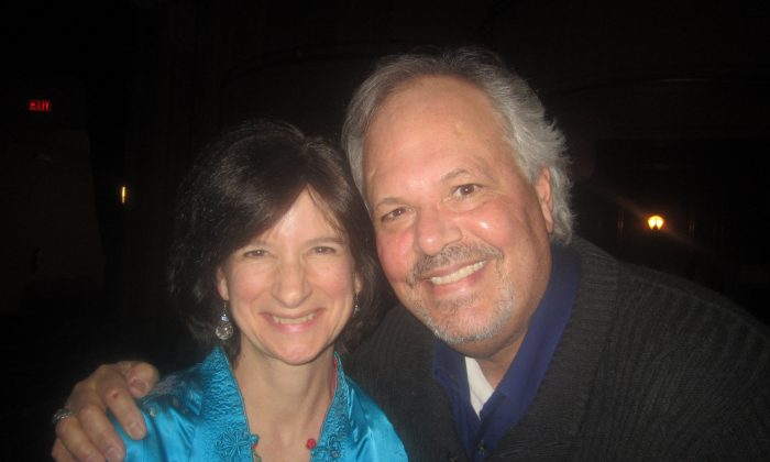 Susan and Kevin Coleman were surprised and delighted by the spiritual element in Shen Yun's performance. The Cleveland couple saw the performance at the Rochester Auditorium Theatre on Feb. 7. (Epoch Times)