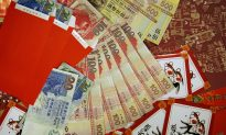 Communist Propaganda Stunt Behind Chance to Win Chinese New Year Money
