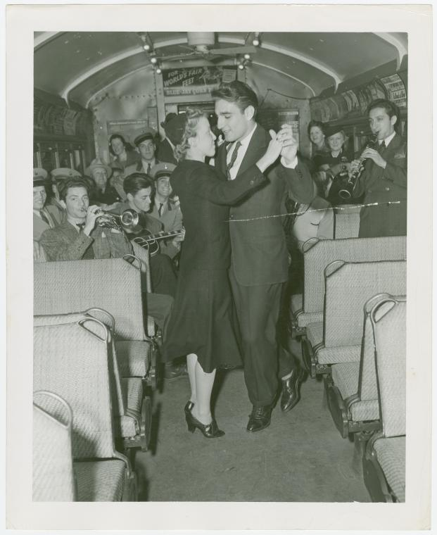 New York, 1939, NYPL