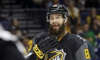 Grin and Bear It: NHL Players Say Losing Teeth Part of Game