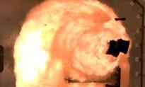 Navy Considers Electric Gun for a Zumwalt-Class Destroyer