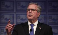 Jeb Bush: 'I Will Not Vote for Donald Trump or Hillary Clinton'