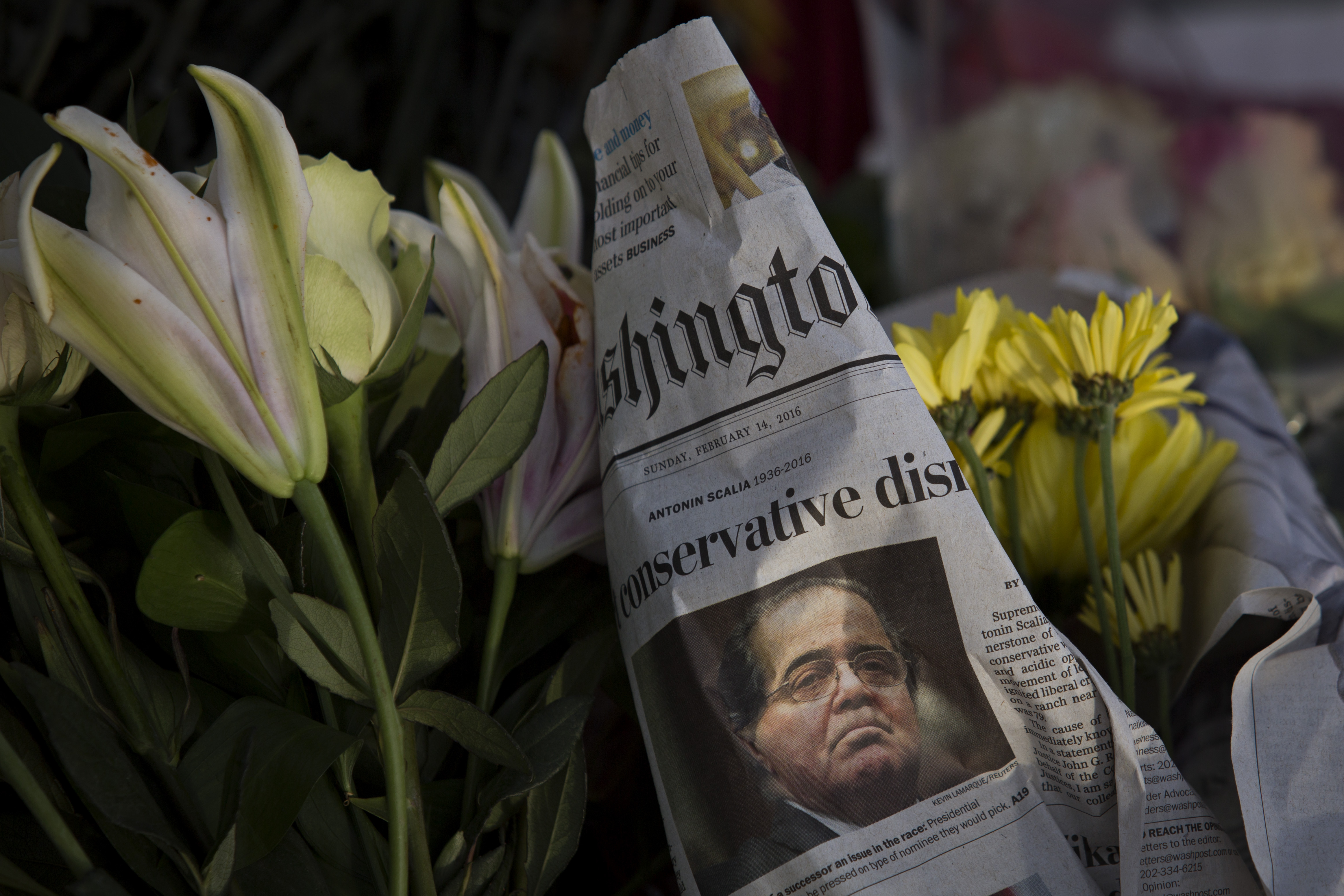 Georgetown University Law Professors Slam Late Justice Antonin Scalia
