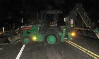 Police: Man Took Backhoe Joyride on Florida's 7 Mile Bridge