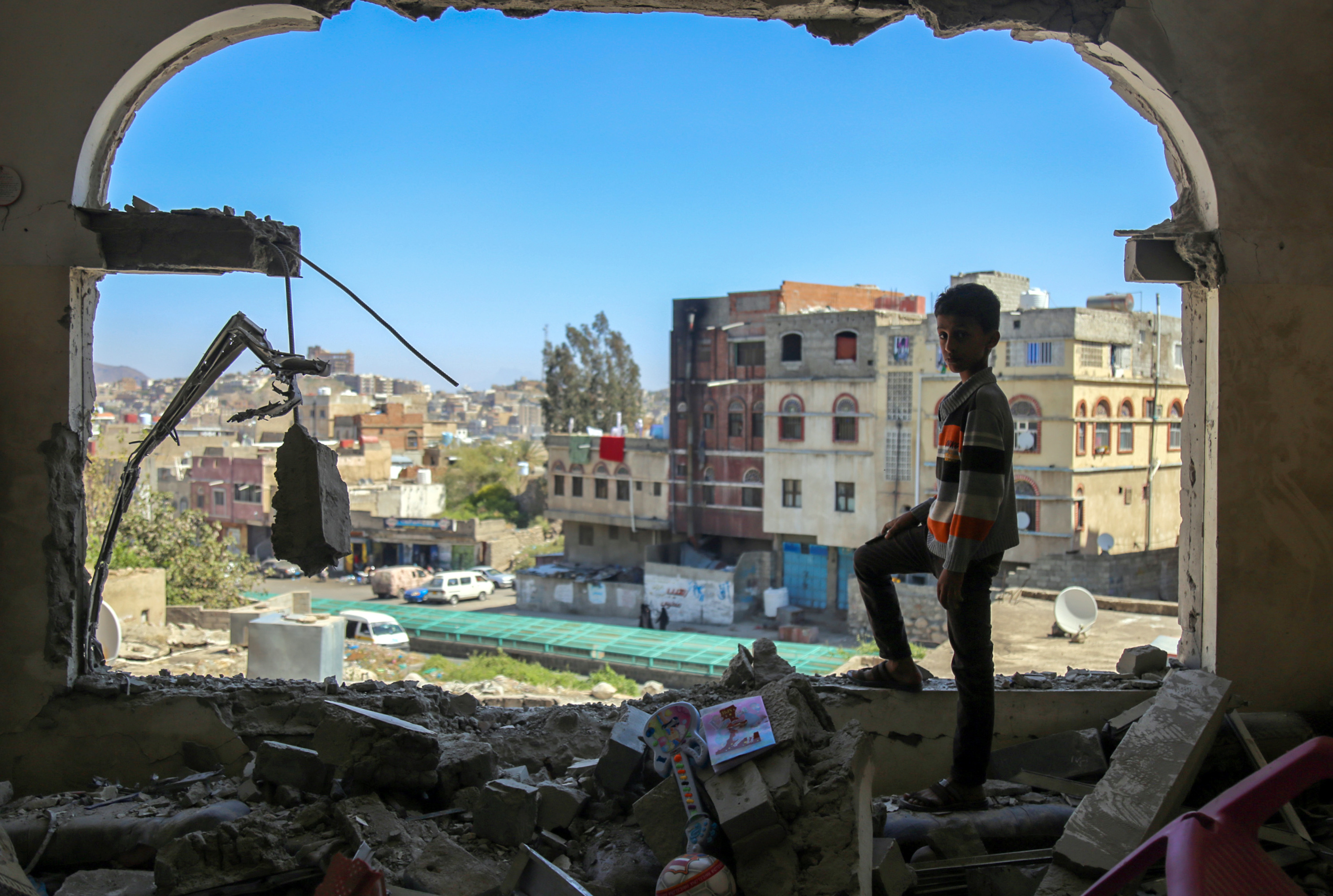In Yemen, a Humanitarian Pause Is Urgently Needed