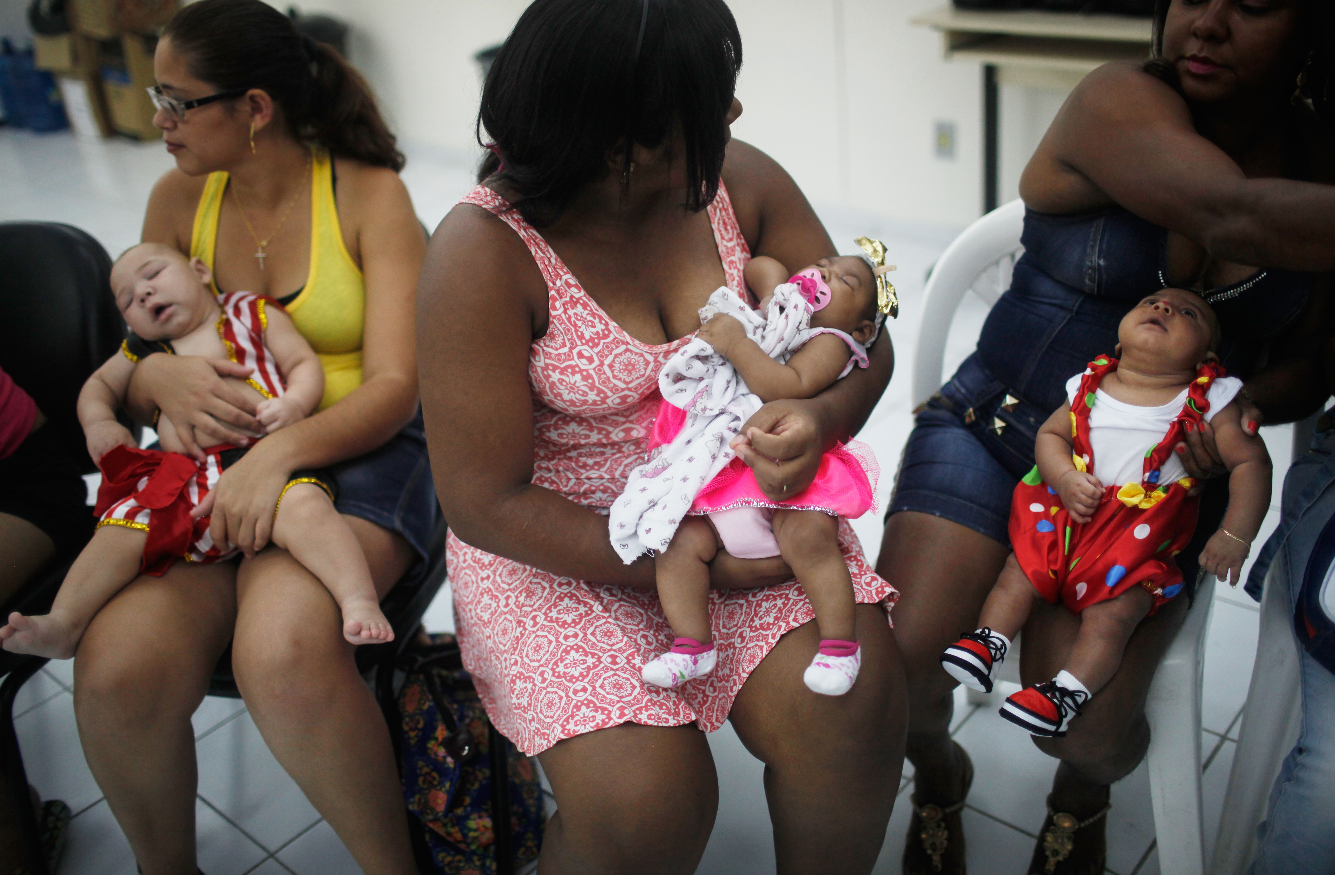 The Lethal Suspects for Microcephaly in Brazil, With Zika Virus at the Bottom of the List