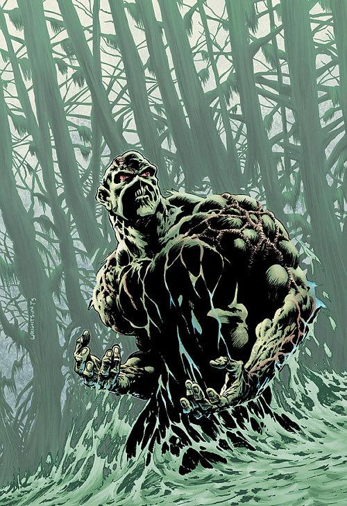Swamp Thing (DC/Vertigo)