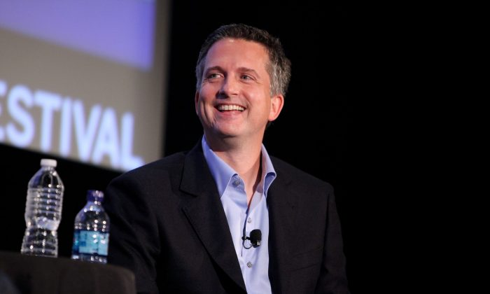 Sports writer Bill Simmons will be opening his new website The Ringer later this year. (Amy Sussman/Getty Images the New Yorker)