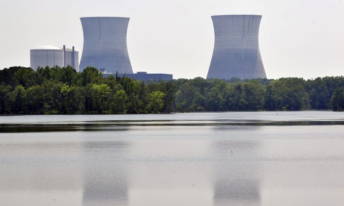 The Tennessee Valley Authority's Bellefonte Nuclear Plant site in Hollywood, Ala., on June 2, 2011. (AP Photo/Eric Schultz)
