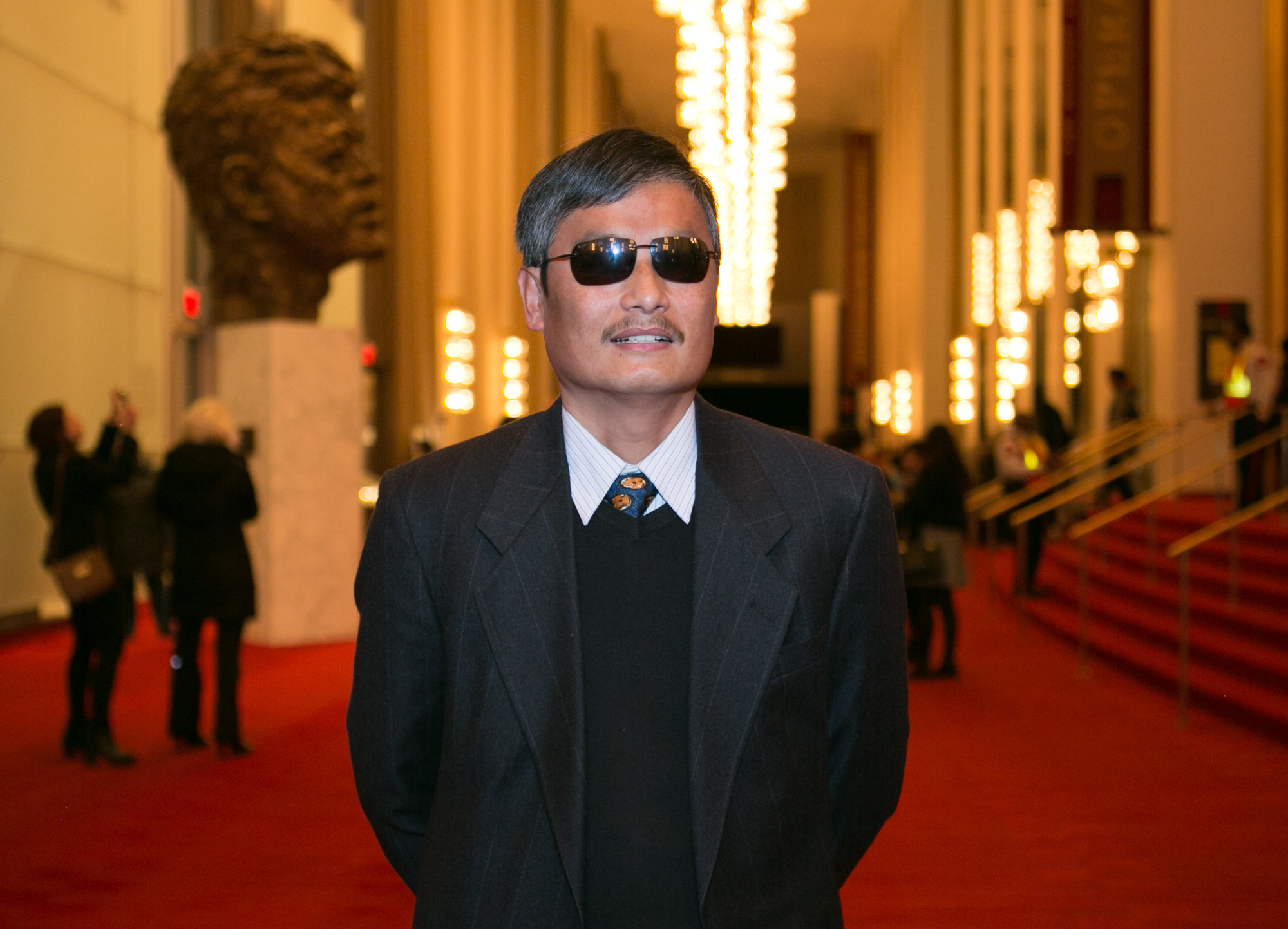 Spy Inside State Department Betrayed Chinese Dissident, Says FBI