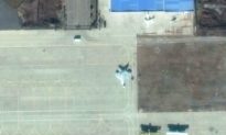 Clone of America's Top Jet Spotted on Chinese Airfield