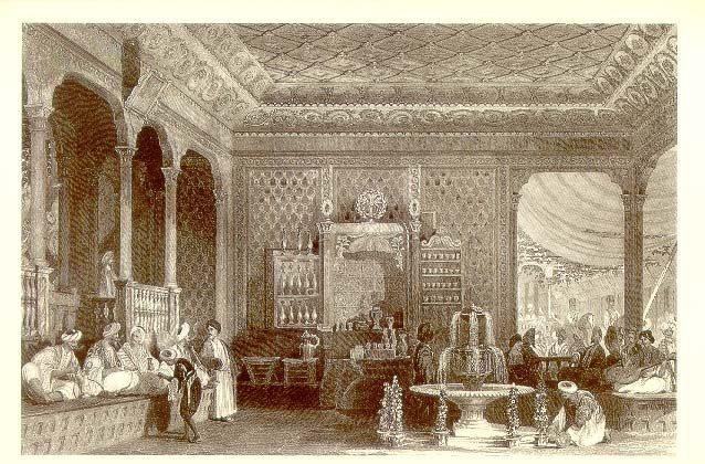 Turkish coffee. (Public Domain)