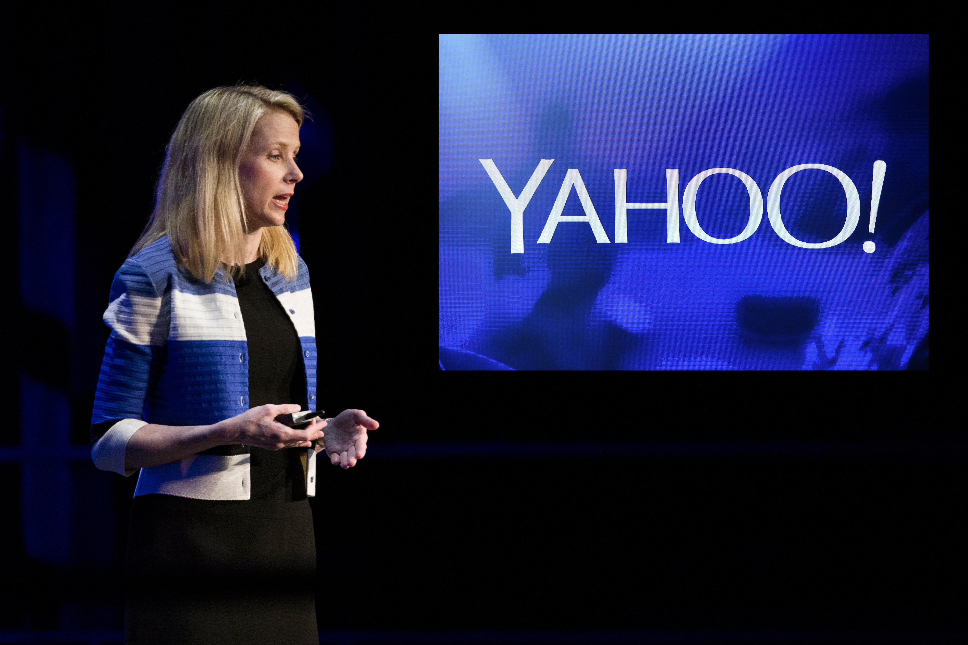 Yahoo CEO Marissa Mayer to Get Almost $55M If Fired