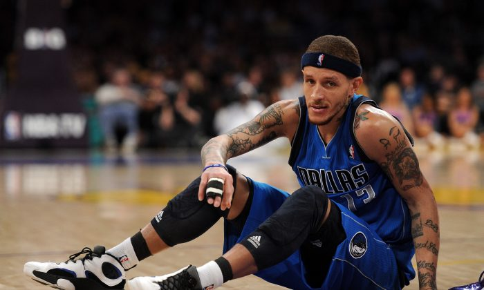 Delonte West played for five different teams in an eight-year NBA career. (Harry How/Getty Images)