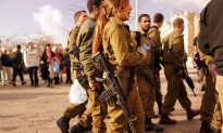 Israeli Soldiers Are Now Required to Carry Firearms While Off Duty