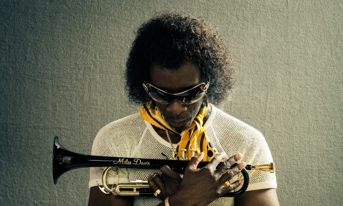 """Don Cheadle as Miles Davis in """"Miles Ahead."""" (Brian Douglas/Sony Pictures Classics)"""