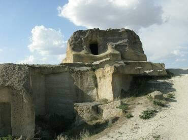 Cavusin village in the Cappadocia region of Turkey. (Courtesy of Alexander Koltypin)