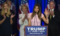 Melania Trump's Speech Criticized For Similarities to Michelle Obama's 2008 Speech