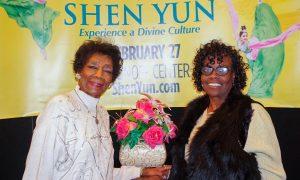 Shen Yun Makes One Feel Embraced by Love, Says Cincinnati's 'Gospel Jewel'