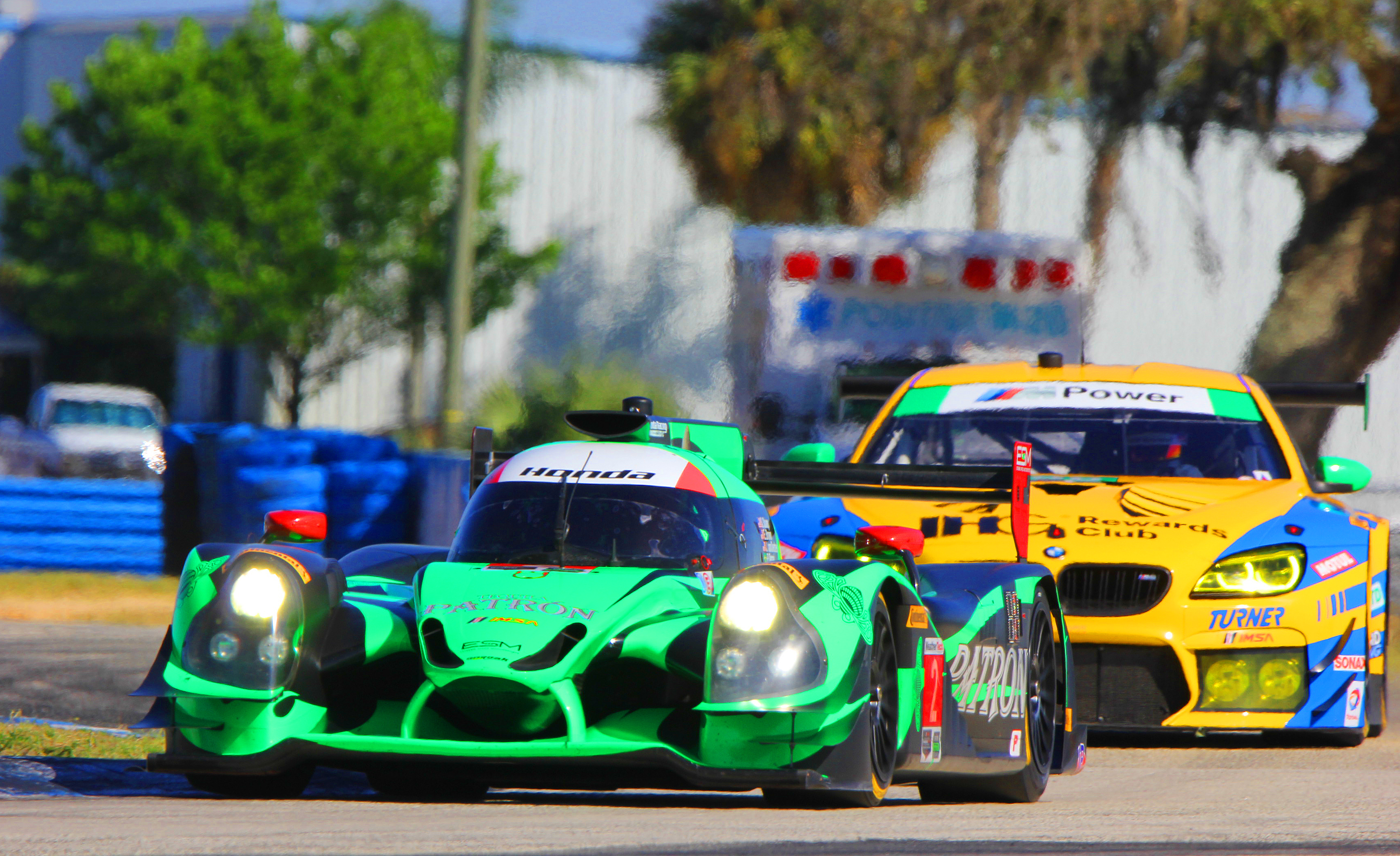 2016 imsa weathertech winter test results bode well for