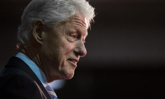 Bill Clinton on Marine Who Brought Up Benghazi at Rally: 'His mind has been poisoned with lies'