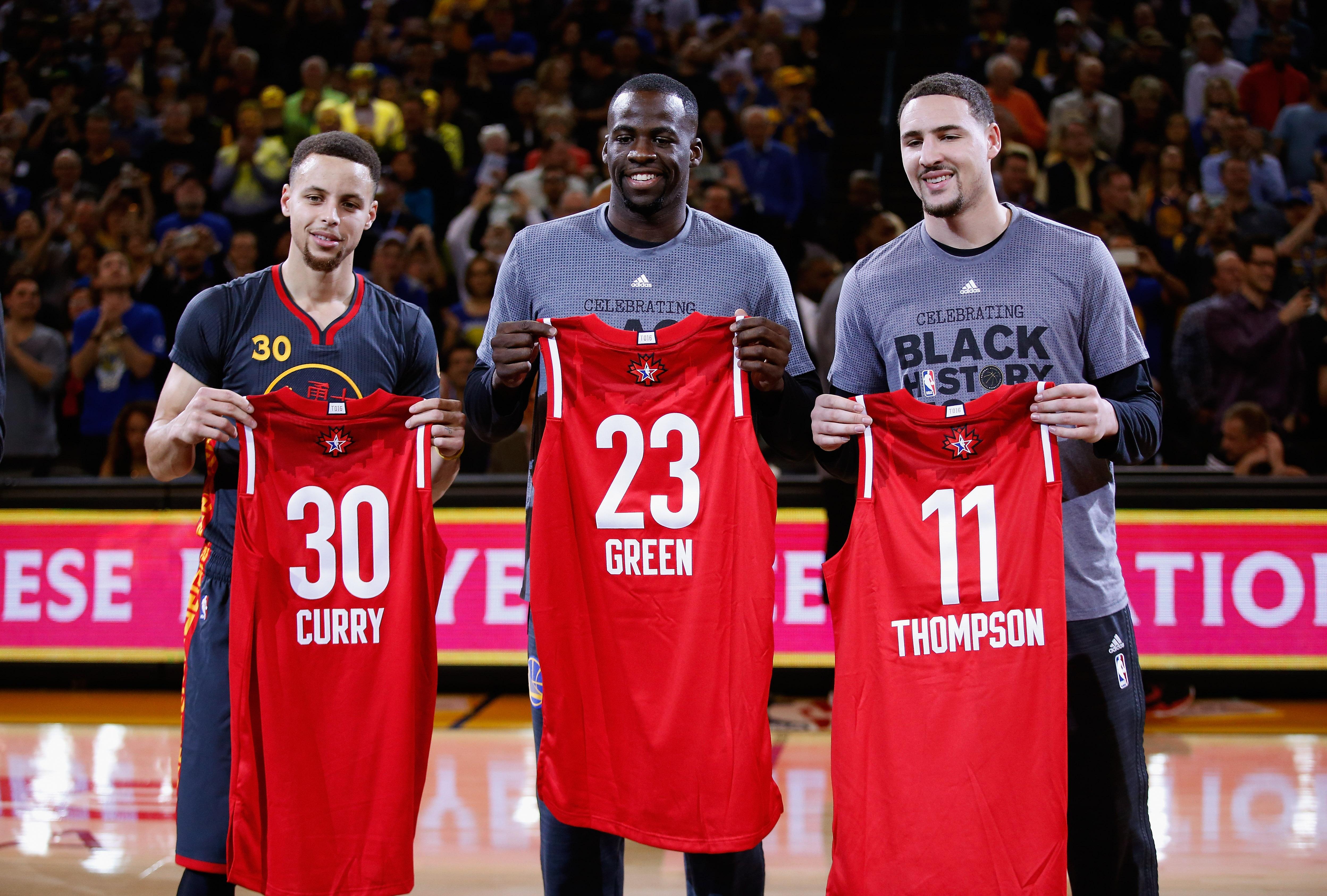 warriors all star jersey