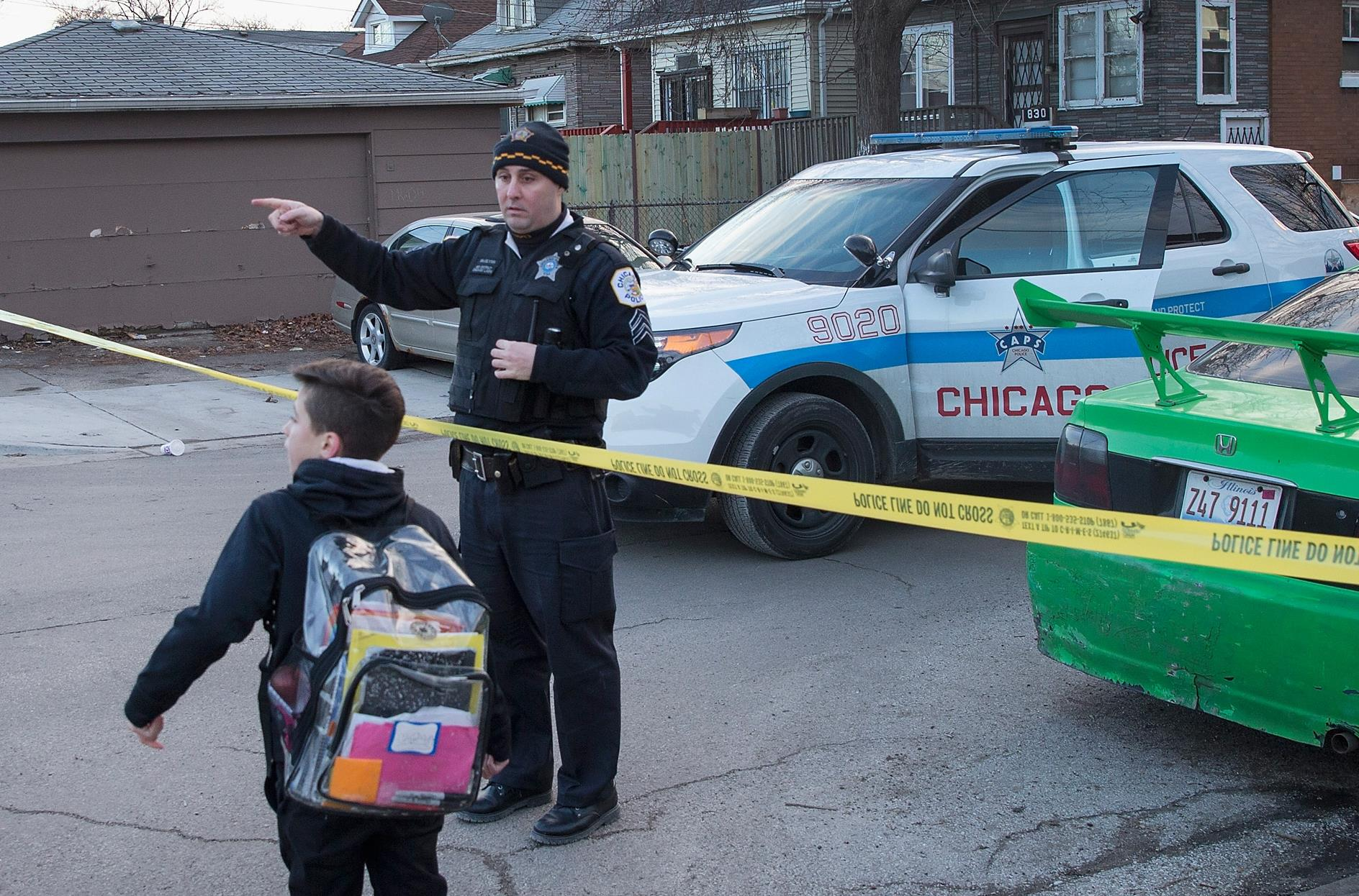 Chicago Top Contributor to Murder Spike in America's Big Cities