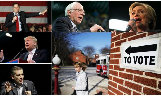 Super Tuesday: Clinton, Trump Look to Pull Away From Rivals