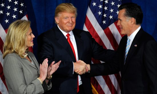 Watch: Romney Praised Trump in 2012 for His 'Extraordinary' Business Skills