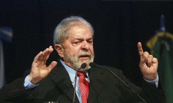 Former Brazilian President Convicted to 12 Years in Prison