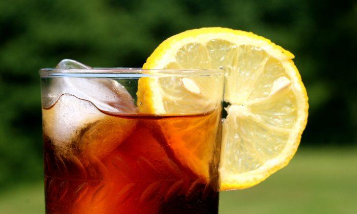 Iced tea. (liz west/CC BY 2.0)