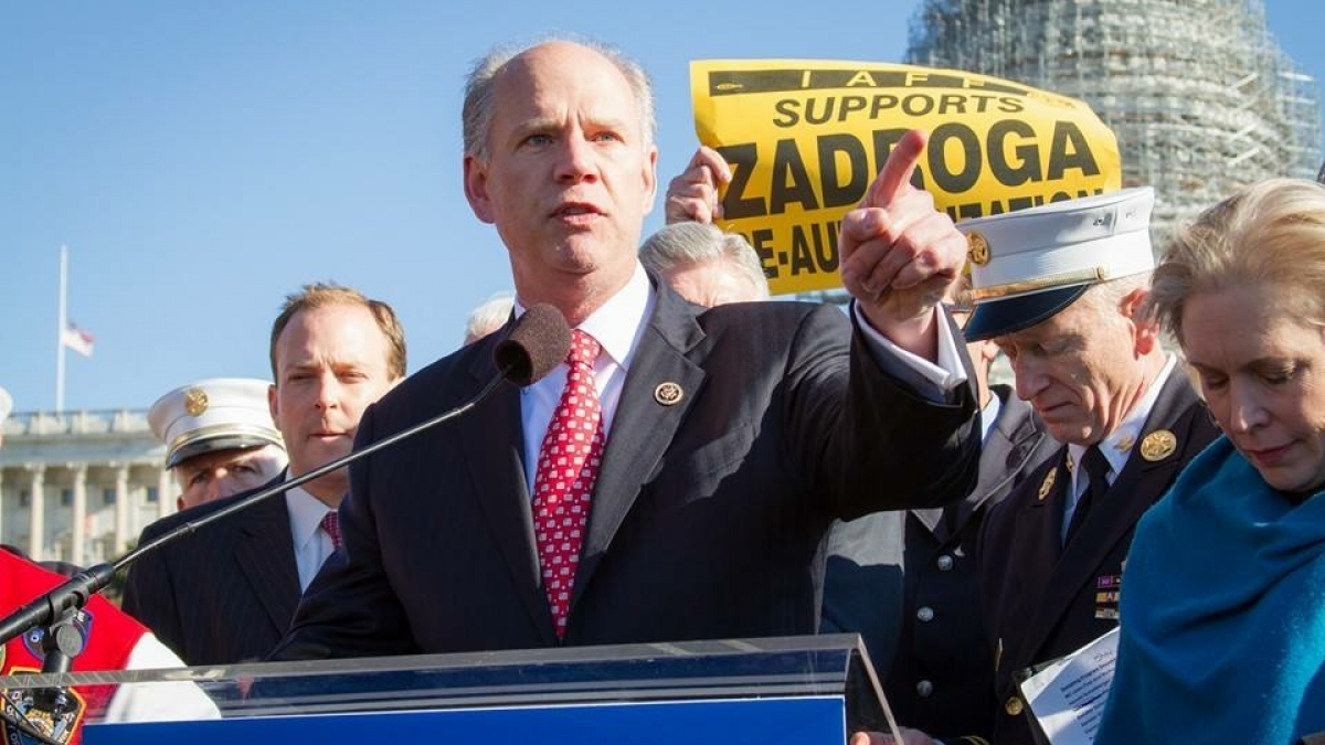 US Rep. Donovan: Fighting to Restore New York's Federal Anti-Terror Funding