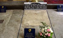 Shakespeare's Grave Probed, Despite Curse