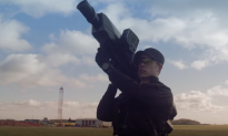 Video: Projectile Launcher Takes Down Drone with Net-Missile