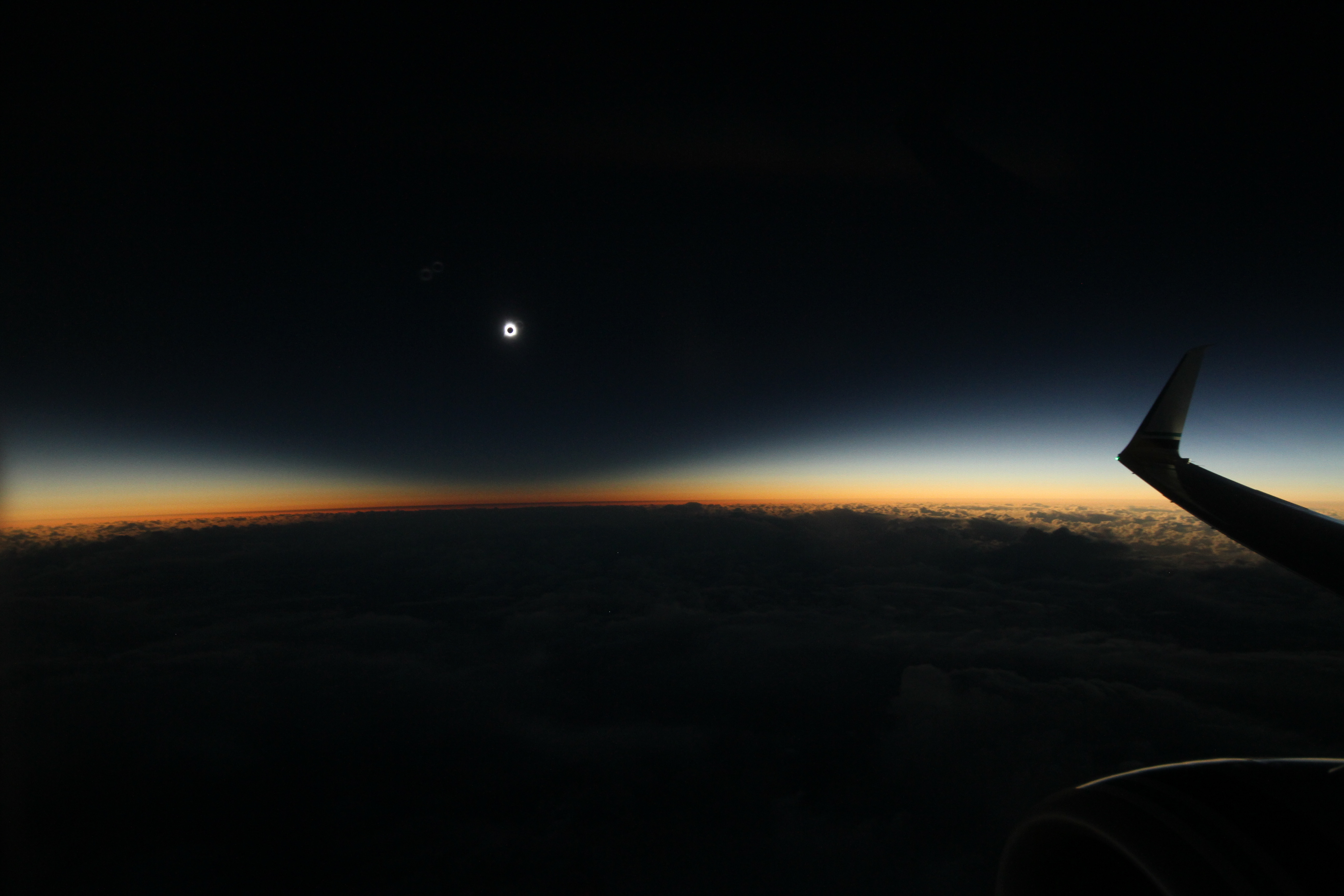 2016's Only Solar Eclipse Just Occured