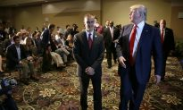 After Trump Spokeswoman Denies Colleague's Alleged Assault of Female Reporter, Her Boyfriend Jumps In