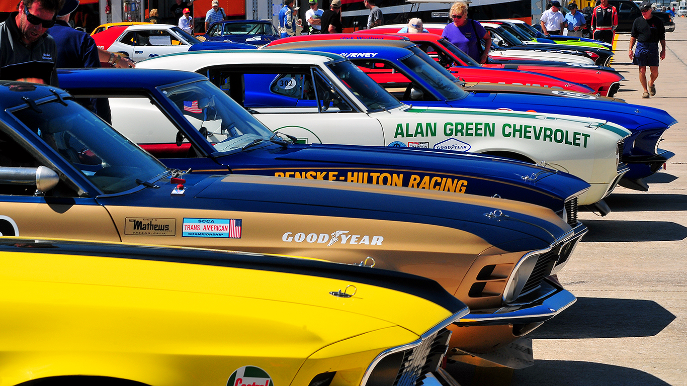 Trans Am Celebrates 50th Anniversary With Sebring Spring