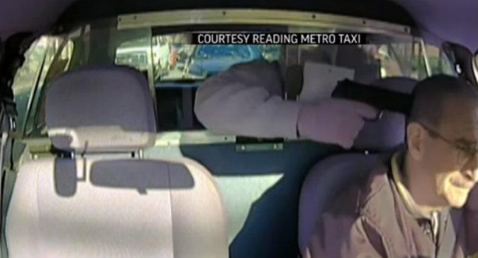 (Reading Metro Taxi)