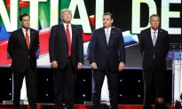 GOP Final 4 Tone Down Rhetoric, If Not Their Differences