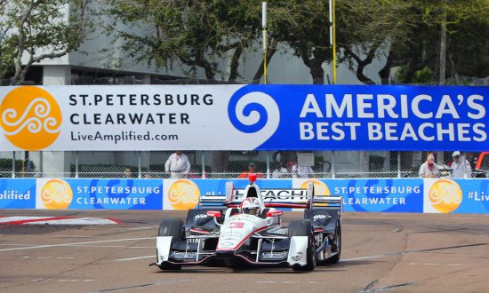 IndyCar Returns to St. Pete