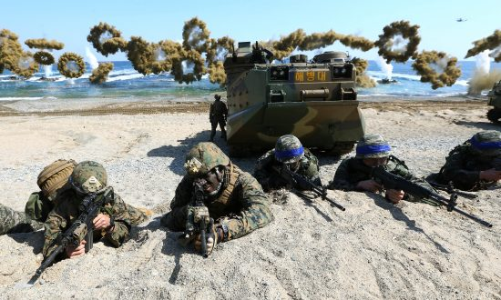 US, South Korea Kick Off Annual Joint Military Exercises After Month-Long Delay