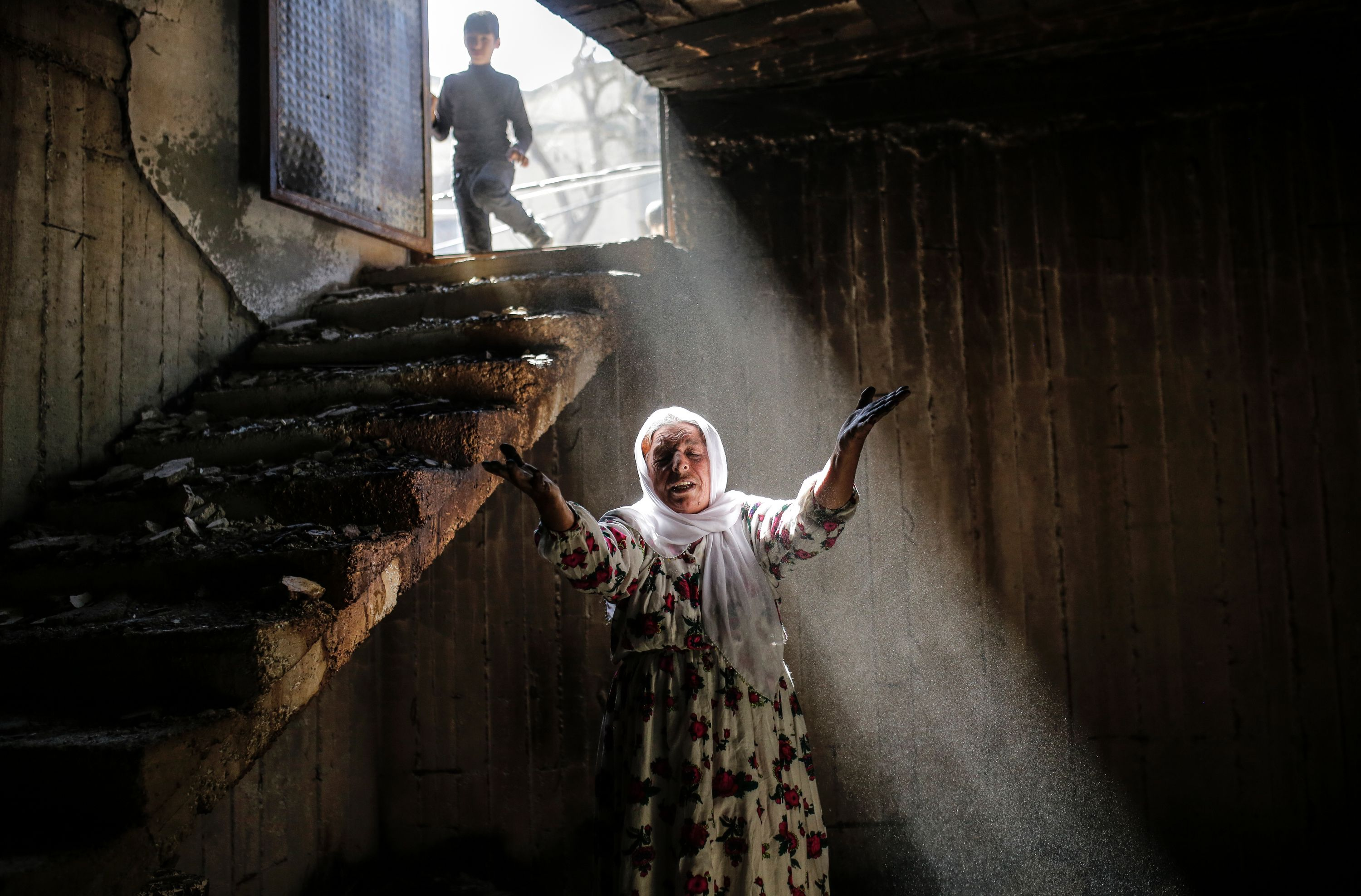 Visual Proof of Atrocities Featured at Commemoration of the Six-Year-Long Syrian Conflict