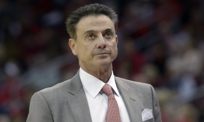 Rick Pitino has led the Louisville Cardinals to three Final Fours and a national championship in his 15 years at the university. (Dylan Buell/Getty Images)