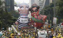Millions in Brazil Demand President Rousseff's Impeachment