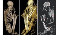 1,500-Year-Old Mummy Found in Mongolia